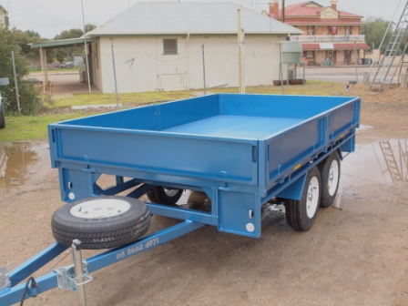 1999kg Heavy duty Loadmaster Trailer 3X1.8 (10X6)